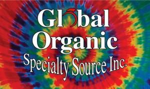 Global Organic Good Logo