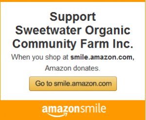 Sweetwater Amazon Smile Banner