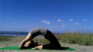 Emily Yoga Instructor