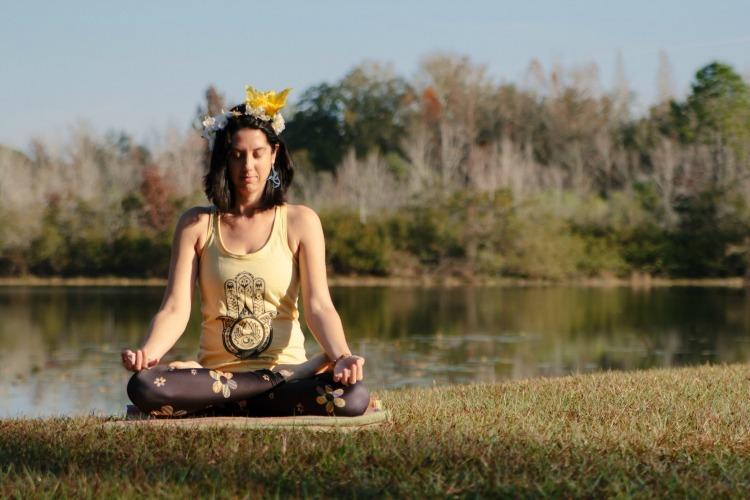Sunday Yoga Sweetwater Organic Farm