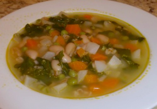 Bean & Grain soup