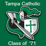 Tampa Catholic Class of 1971