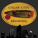 cigar city with city line logo