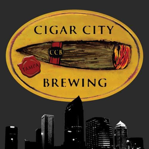 cigar city with city line logo