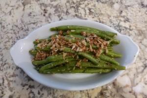 green beans easy recipe