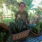 Caroline Garber, Veggies