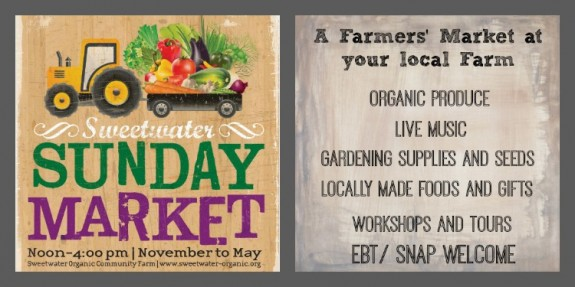 Sunday Market Feature Collage