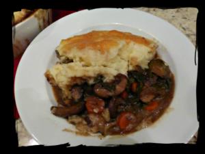 White Mushroom Stew
