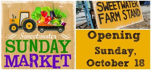 Sunday Market Opening 2015 Feature