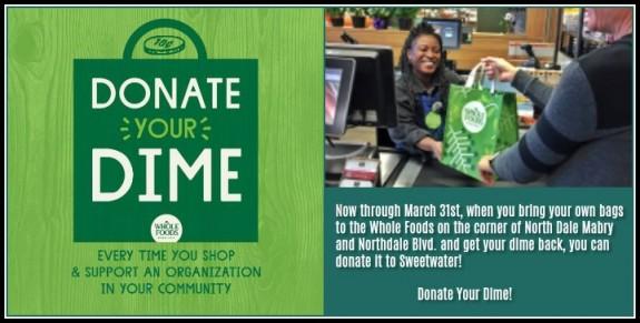 DonateYourDimeFeature